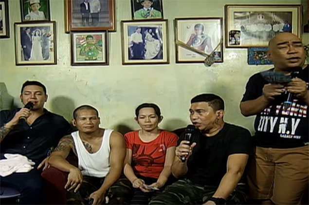 Down for the count, ex-world boxing champ Jaro back on his feet after hitting Eat Bulaga! jackpot
