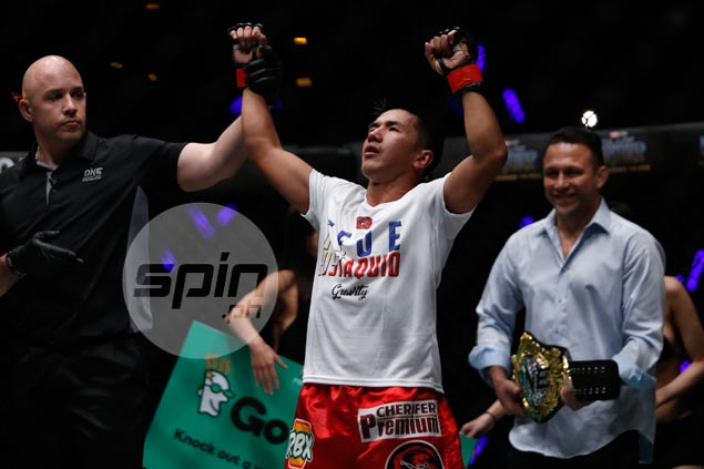 Eustaquio puts on masterclass to beat Kazakh foe for interim ONE flyweight title