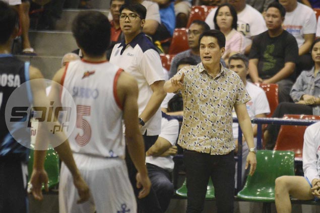 Pumaren says young Falcons ready to 'compete with the big boys' in D-League