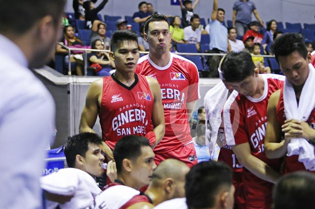 Slaughter cleared for Ginebra practice, bolsters hope for his availability for SMB match
