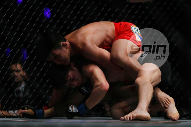 Joshua Pacio turns to improved ground skills to stop Chinese foe in ONE fight