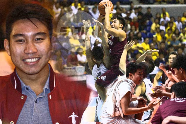 Model student-athlete Jett Manuel named one of <em>SPIN.ph</em> Sports Heroes of 2017