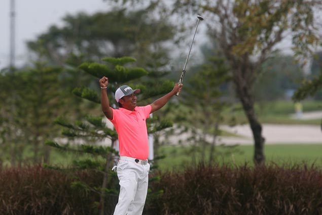 Jhonnel Ababa caps Pradera stint with eagle to bag second straight PGT Asia title