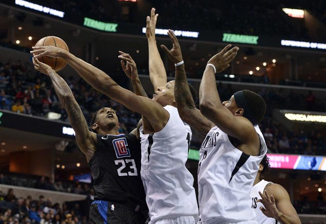Lou Williams has another 40-point game as Clippers defeat Grizzlies