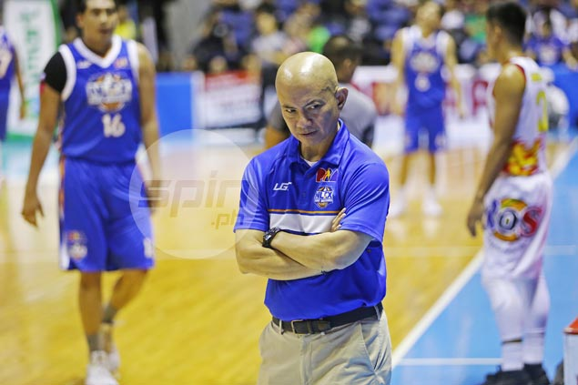 Guiao looking to shake up practice as slumping NLEX seeks road to recovery
