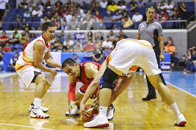 LA Tenorio says poor defense - not injuries - the cause of Ginebra slide