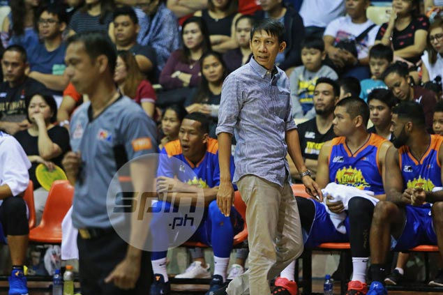 Racela feels more lenient refs an advantage for Magnolia's pressure defense