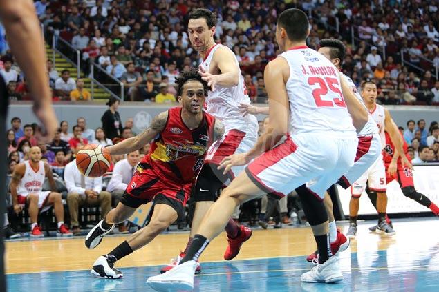 SMB-Ginebra clash not a grudge match, says Chris Ross
