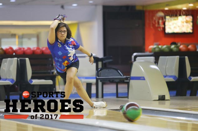 World Cup champ Krizziah Tabora makes SPIN.ph's Top 10 Sports Heroes of 2017