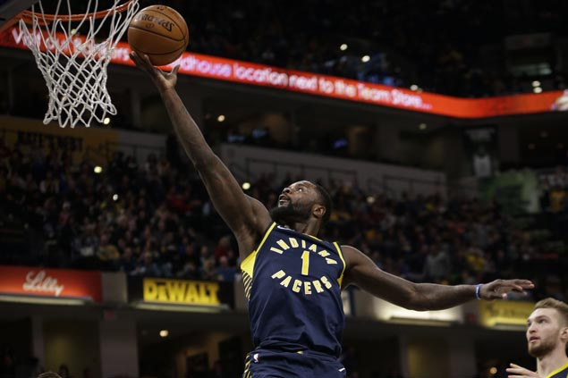 Oladipo, Stephenson spark late rally as Pacers erase double-digit deficit to beat Magic