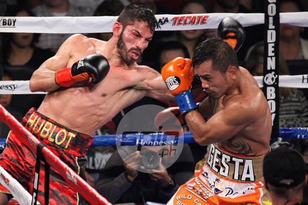Linares foils Pinoy boxer Gesta's bid to wrest WBA title via unanimous decision