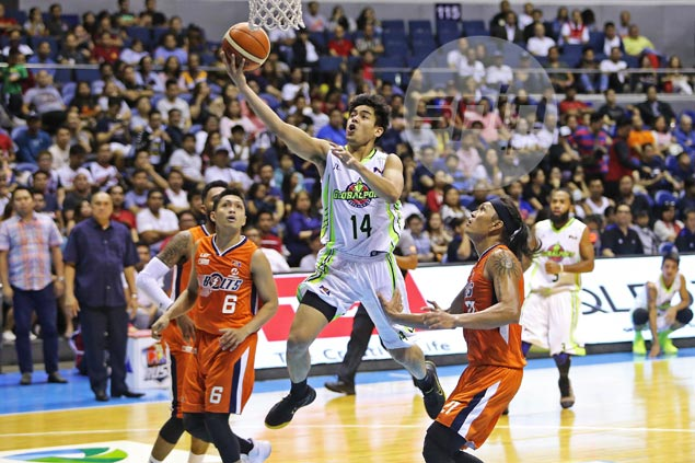 Nabong, Grey a thorn in side of former team Meralco as GlobalPort continue to roll