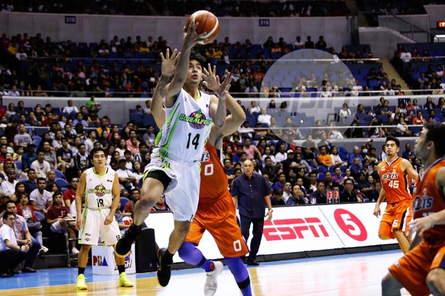 Grey insists nothing personal after scoring career-high against Meralco