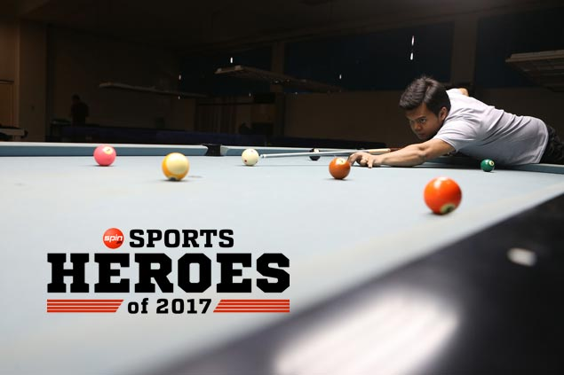 SPIN.ph Top 10 Sports Heroes of 2017: Biado follows in footsteps of idol 'Bata' Reyes