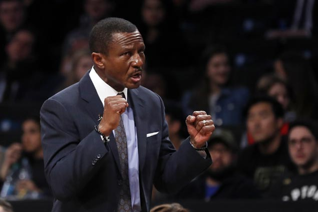 Raptors' big win over Lakers secures Dwane Casey spot as Team LeBron coach
