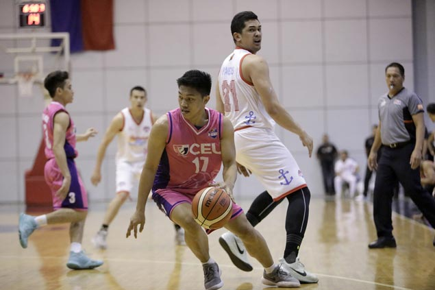 Judel Fuentes comes up clutch to avert CEU collapse and turn back Marinerong Pilipino rally