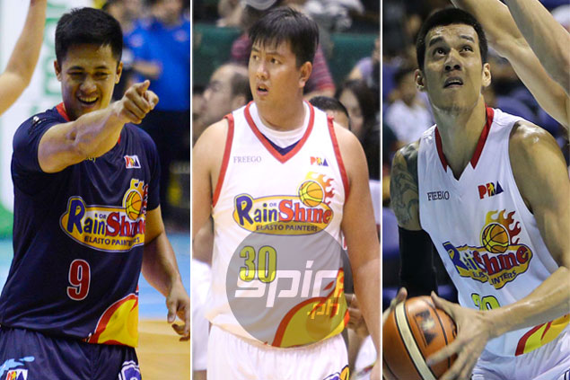 Turmoil at Rain or Shine? Almazan, Cruz, Belga want out, say sources