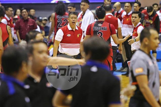 Austria to refs after Ross technical: 'Kayo me kasalanan, bakit kami mape-penalize?'