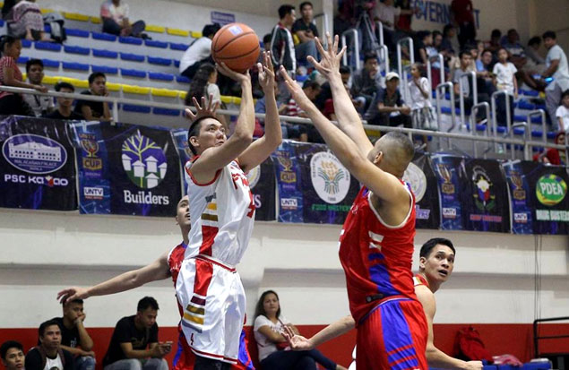 AFP clinches top seed as PNP foils Malacanang bid for outright semis berth in UNTV Cup