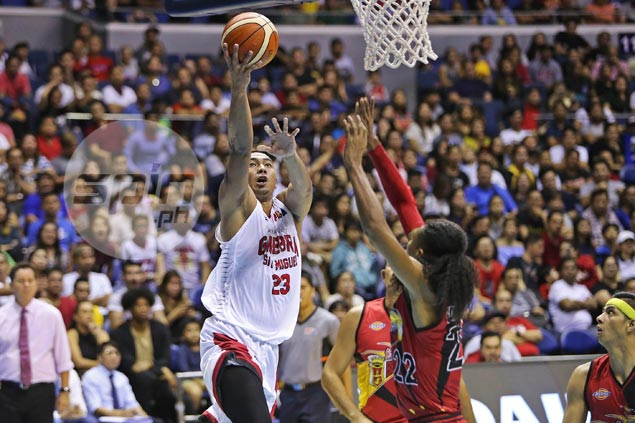 'Other' Aguilar earns Cone praise after stepping out of Japeth's shadow