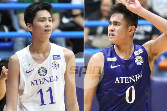 Eaglets duo Kai Sotto, SJ Belangel take top two spots in NBTC high school player rankings