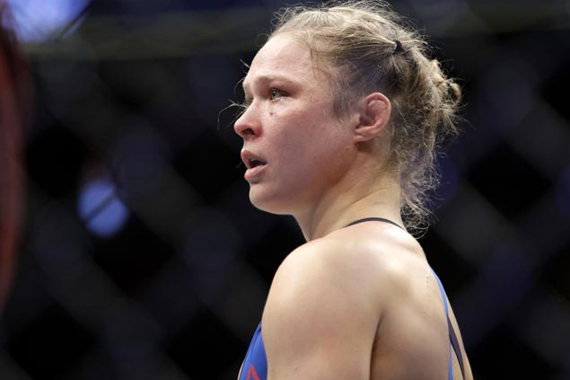Win-win situation as Rousey reboots career and WWE gets ratings boost