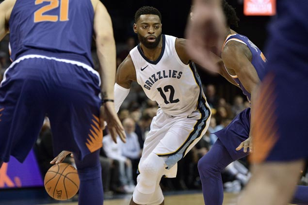 Tyreke Evans-led Grizzlies too strong for Suns missing Devin Booker