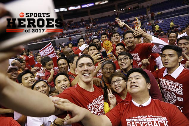 SPIN.ph Top 10 Sports Heroes of 2017: Bolick becomes symbol of hope for underdogs