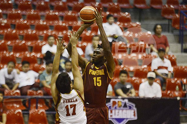 Perpetual routs Mila's Lechon to hand Frankie Lim first win in coaching return