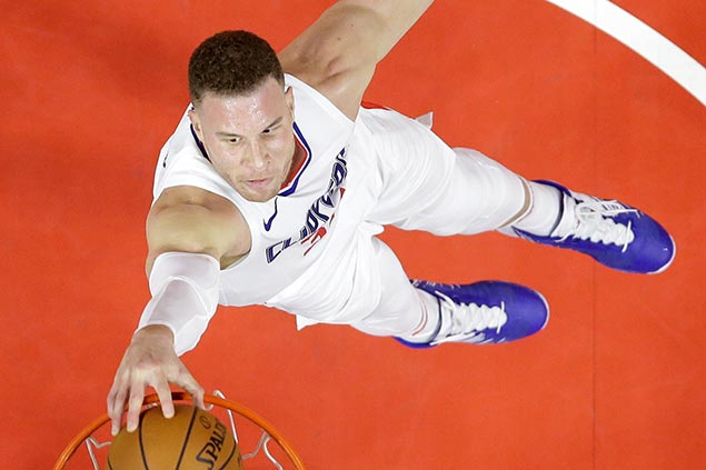 Blake Griffin trade a slam dunk for Pistons as Clippers rejig takes shock twist