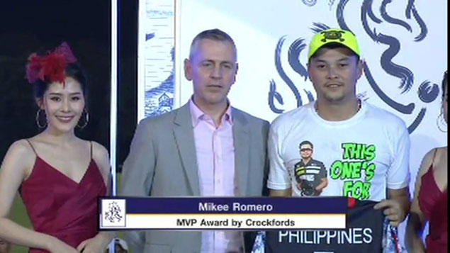 Romero takes MVP award but PH polo team falls short in All Asia Cup final