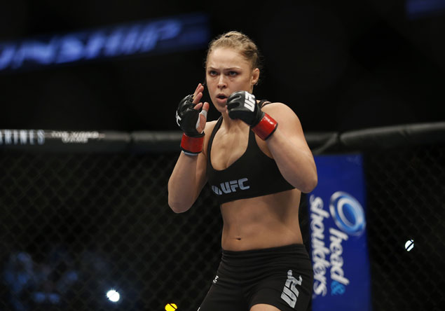 Here's why Ronda Rousey needs to be in the world of pro wrestling
