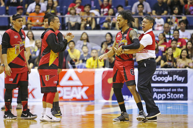Ross fined P25,800, ref banned three weeks, barker not spared under Marcial law