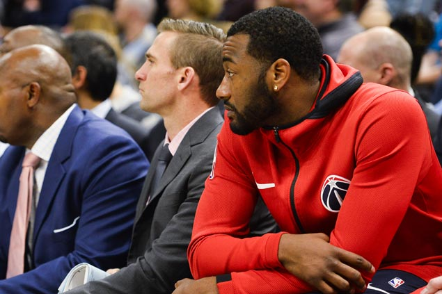 John Wall to undergo knee surgery, out up to eight weeks