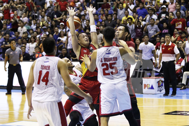 After 10 seasons, Chico Lanete sees SMB return as his best shot at first PBA title