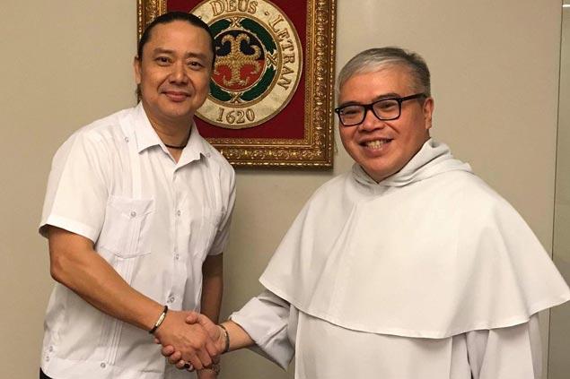 San Miguel Corp. vows support for Letran sports programs through alum Al Chua