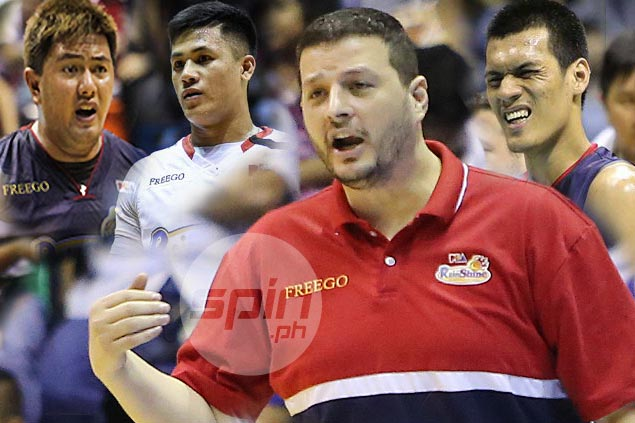 Garcia reveals ROS trio deny trade demand, says Yap laughed off 'snubbing incident'