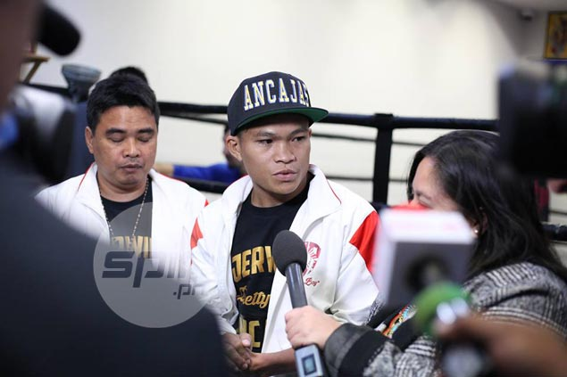 Jerwin Ancajas camp rules out weight concerns ahead of world title defense