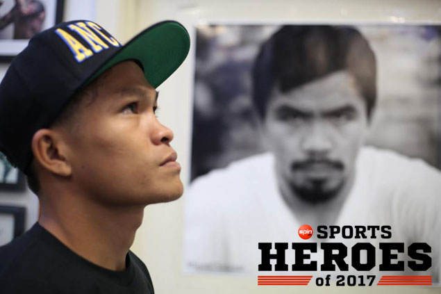 SPIN.ph Top 10 Sports Heroes of 2017: Jerwin Ancajas looks destined for greatness
