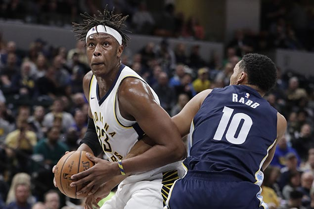 Turner, Pacers prove steady at the stripe to nip Grizzlies for third win in a row