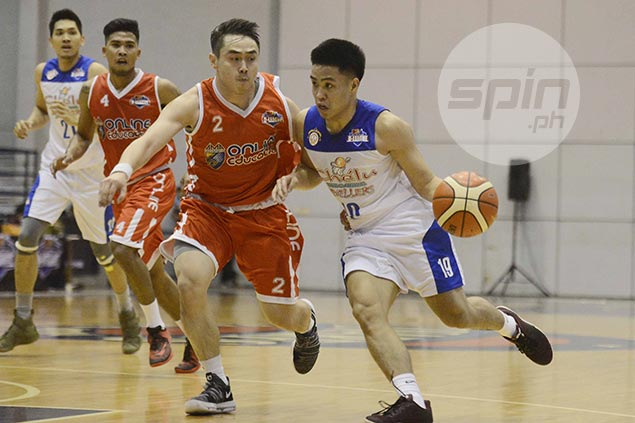 Che'Lu-San Sebastian holds off winless AMA to bounce back on win track