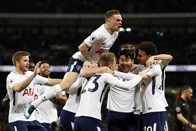 Tottenham scores in first 11 seconds en route to stunning win vs Man United