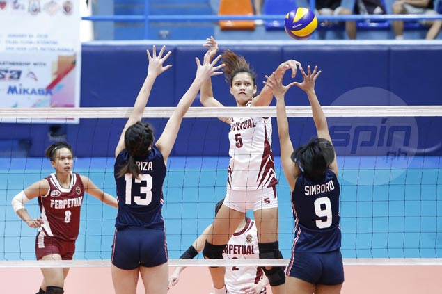 Lady Altas fight back from a set down to beat Lady Knights and boost Final Four bid