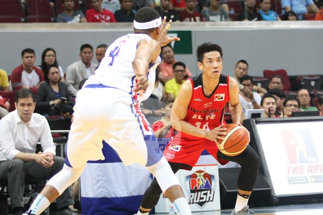Maliksi all business in first meeting against former team Magnolia