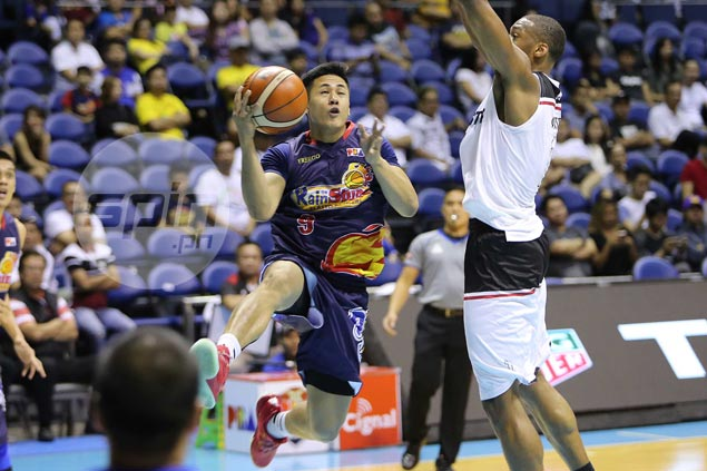 Garcia admits Jericho Cruz has long aired wish to be reunited with Yeng Guiao
