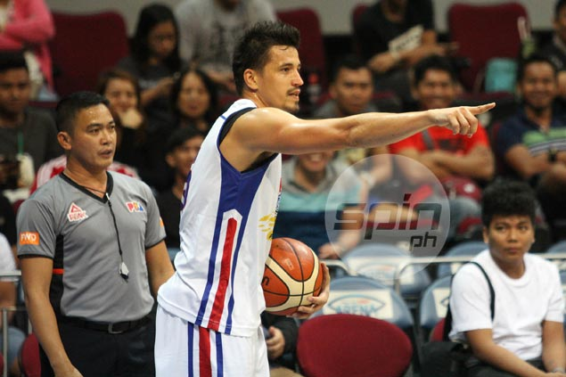 Selfless Pingris showcases less-recognized facet of game with eight assists