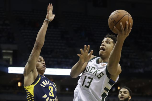Bucks guard Malcolm Brogdon out up to eight weeks with partially torn quadriceps tendon