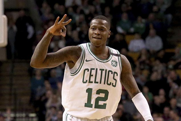 Terry Rozier continues solid play as starter, powers Celtics past Hawks