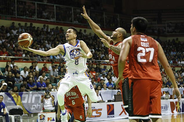 Baguio deflects credit after flashing vintage form late in big NLEX win over Ginebra