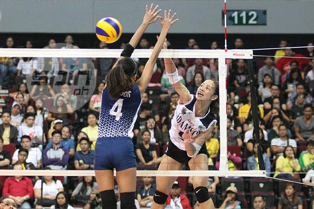 Jema Galanza says flat start proved costly in season-opening loss to NU